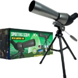 Deluxe Spotting Scope with up to 60x Zoom Telescope